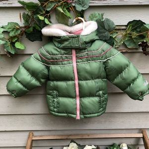 Winter coat by OshKosh B'Gosh - 18 mo.